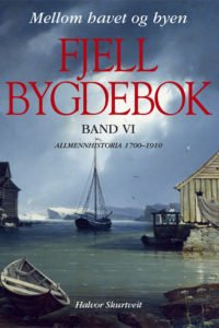 Forside til Fjell bygdebok band VI
