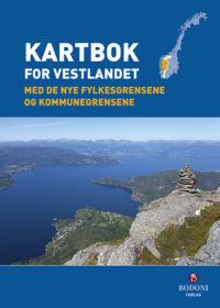 106782_Kartbok for Vestlandet 2019.indb