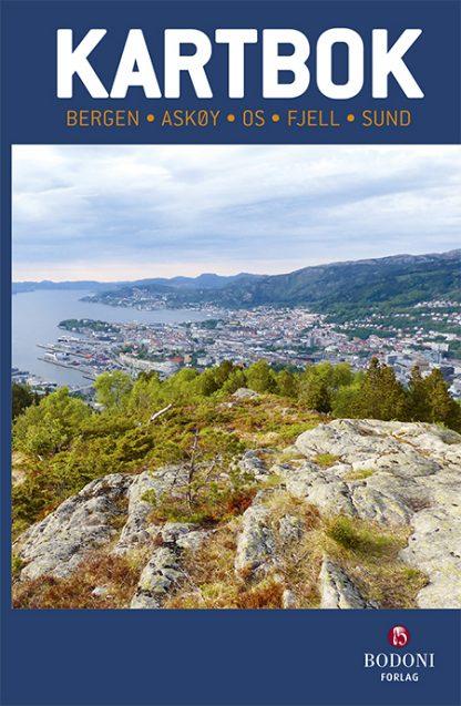 Kartbok Bergen