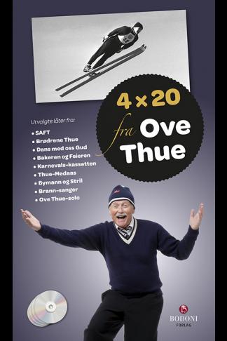 4 x 20 fra Ove Thue