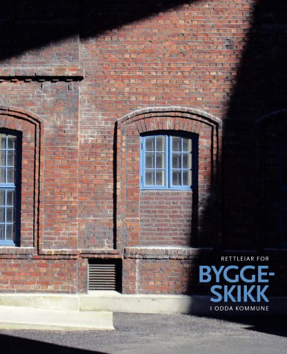 Forside Byggeskikk i Odda kommune