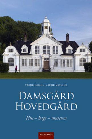 Forsiden av boken Damsgård hovedgård