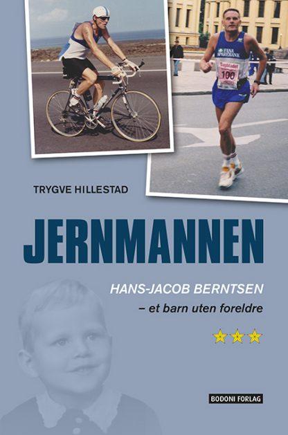 Forside av boken Jernmannen