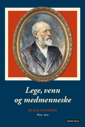 Forsiden av boken om Klaus Hanssen