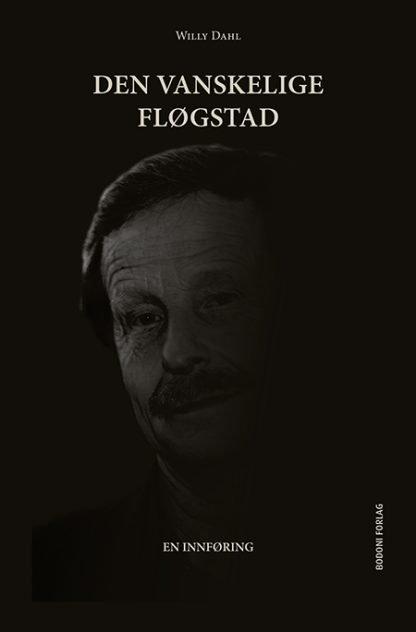 """Forisiden til boken """"Den vanskelige Fløgstad"""""""