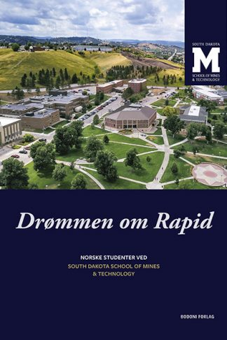 """Forsiden til boken """"Drømmen om Rapid"""""""