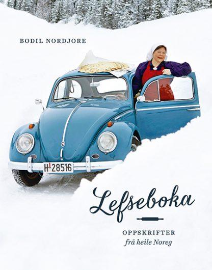 Bilde av forsiden til Lefseboka