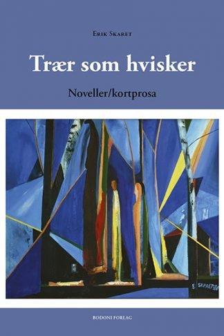 """Forsiden til boken """"Trær som visker"""""""